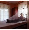 Moskitiera na łóżko pojedyncze MicroNet Single Mosquito Net Lifesystems