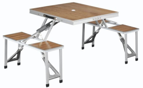 Stół piknikowy z krzesłami Outwell Dawson Picnic