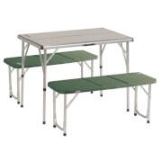 Stół turystyczny z ławkami Pack Away Table For 4 Coleman