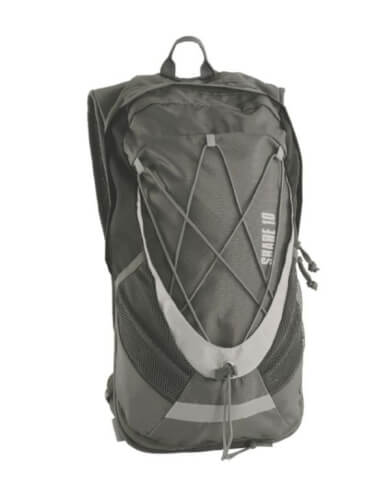 Plecak turystyczno miejski Easy Camp Go Shade Black 10 L