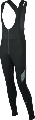 Zimowe spodnie na szelkach na rower DENALI Vezuvio BCM