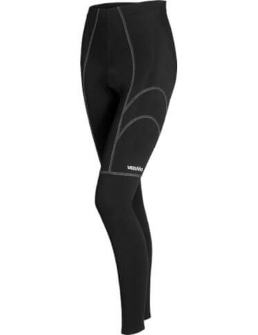 Spodnie rowerowe damskie długie z wkładką LaFonte Record Vezuvio BCM