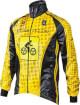 Kurtka rowerowa BCM Nuclear Cycling YELLOW, gamex
