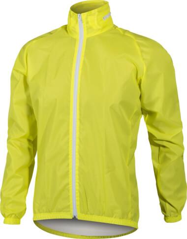 Peleryna przeciwdeszczowa na rower BCM żółta