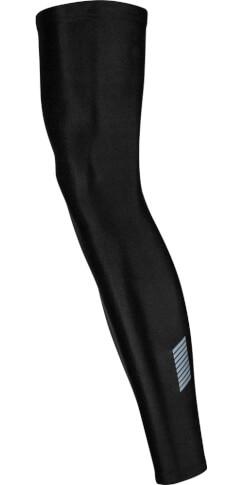 Nogawki rowerowe BCM cienkie czarne