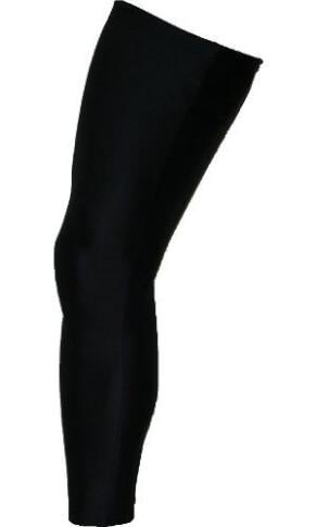 Nogawki rowerowe BCM ocieplane czarne