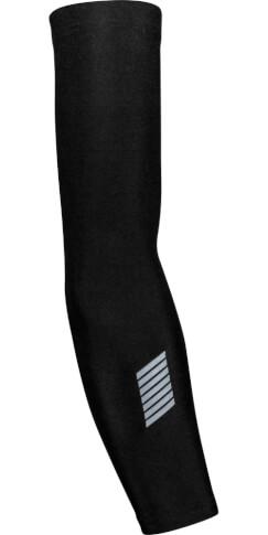 Rękawki rowerowe BCM cienkie czarne