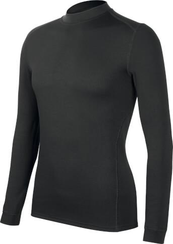 Ocieplana koszulka z długim rękawem thermo potówka BCM