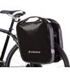 Sakwy rowerowe wodoszczelne Crosso DRY 60l z Click system tylne
