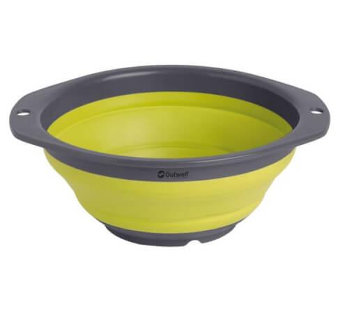 Miska składana Outwell Collaps Bowl S Yellow