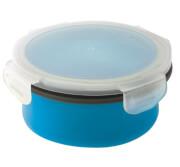 Miska składana z pokrywką EuroTrail Soup Blue