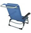 Krzesło plażowe EuroTrail Beach Chair Acapulco niebieskie