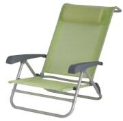 Krzesło plażowe EuroTrail Beach Chair Acapulco zielone
