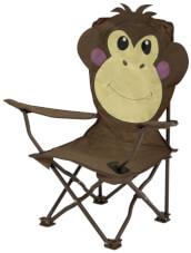 Krzesło turystyczne dla dzieci EuroTrail Ardeche Małpka