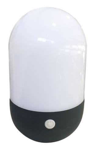 Lampa turystyczna EuroTrail Tumbler Black