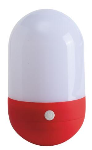 Lampa turystyczna EuroTrail Tumbler Red