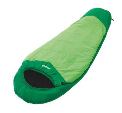 Śpiwór dla dzieci Outwell Convertible Junior Green