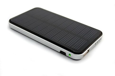 Solarny power bank 2700 mAh Sunen