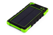 POWERBANK z panelem solarnym Sunen PowerNeed Green