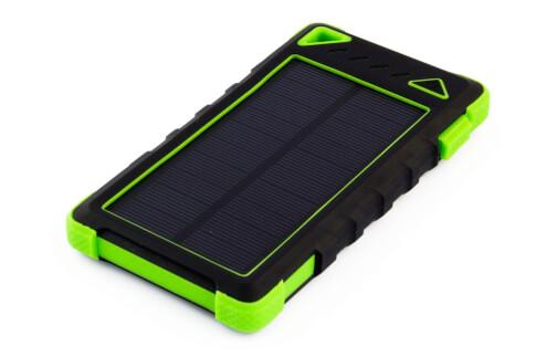 POWERBANK z panelem solarnym Sunen PowerNeed Green