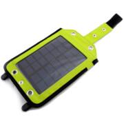 Ładowarka solarna do telefonu 3000 mAh zielona PowerNeed