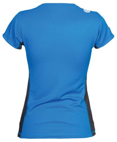 Damska koszulka górska NOKO LADY blue Milo