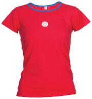 Damska koszulka górska Milo TIMMA-LADY red