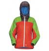 Damska kurtka techniczna na zimę Milo BOMO LADY orange