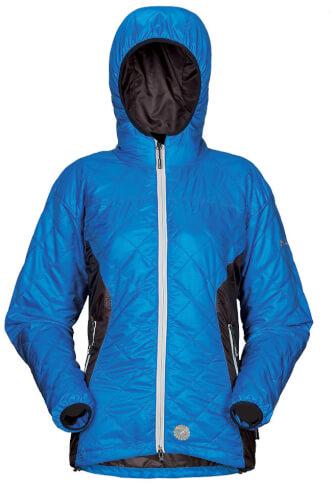 Damska techniczna kurtka na zimę Rove LADY blue Milo