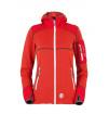 Damska kurtka polarowa Milo Orie Lady czerwona