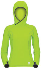 Sweter termoaktywny Sego Lady green Milo