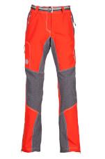 Damskie spodnie trekkingowe ATERO LADY Milo orange