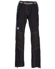 Damskie spodnie trekkingowe ATERO LADY Milo black