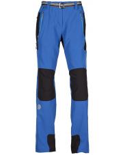 Funkcyjne spodnie trekkingowe damskie Gabro Lady Milo blue
