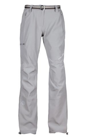 Spodnie trekkingowe dla kobiet Milo Juuly Lady szare