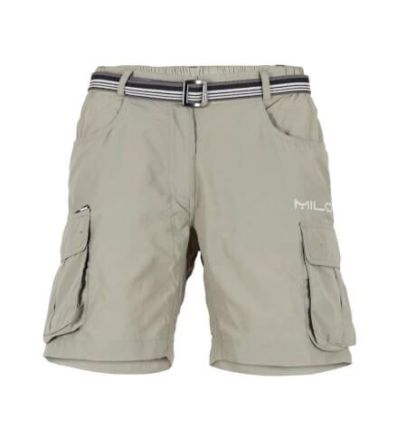 Spodnie turystyczne NAGEV SHORT LADY sand Milo