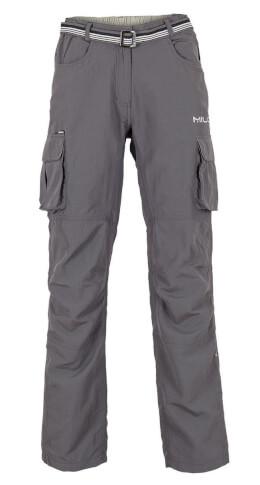 Spodnie turystyczne NAGEV LONG LADY grey Milo