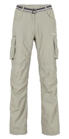 Spodnie turystyczne NAGEV LONG LADY sand Milo