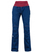 Spodnie wspinaczkowe NYE LADY denim Milo