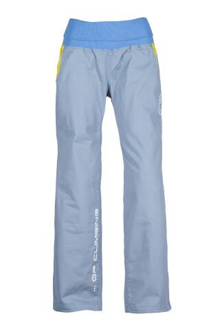 Spodnie wspinaczkowe TATCO LADY blue Milo
