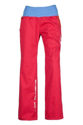 Spodnie wspinaczkowe TATCO LADY burgund Milo