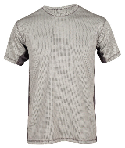 Koszulka górska BAMBOO grey Milo