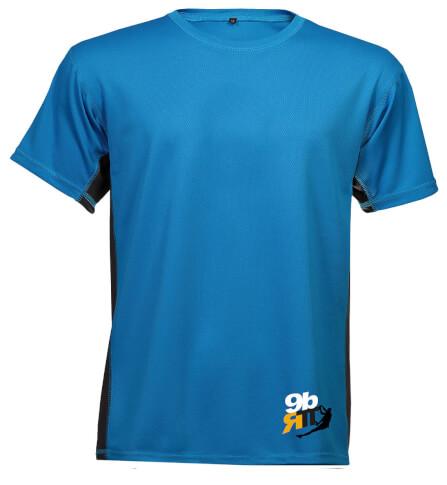 Koszulka w góry Noko blue Milo