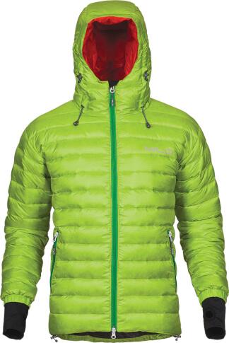 Kurtka techniczna zimowa MANALI Milo green