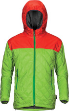 Zimowa kurtka techniczna Rove Milo green