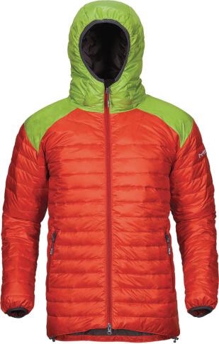 Zimowa techniczna kurtka TUGA Milo orange