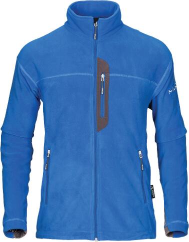 Niebieska kurtka polarowa męska Milo Anas blue