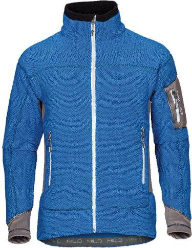 Techniczna kurtka NAHA blue Milo