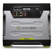 Turystyczny generator prądu YETI 1250 Power Bank 1200 Wh 100000 mAh Goal Zero