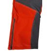 Lekkie spodnie trekkingowe i wspinaczkowe ATERO Milo orange